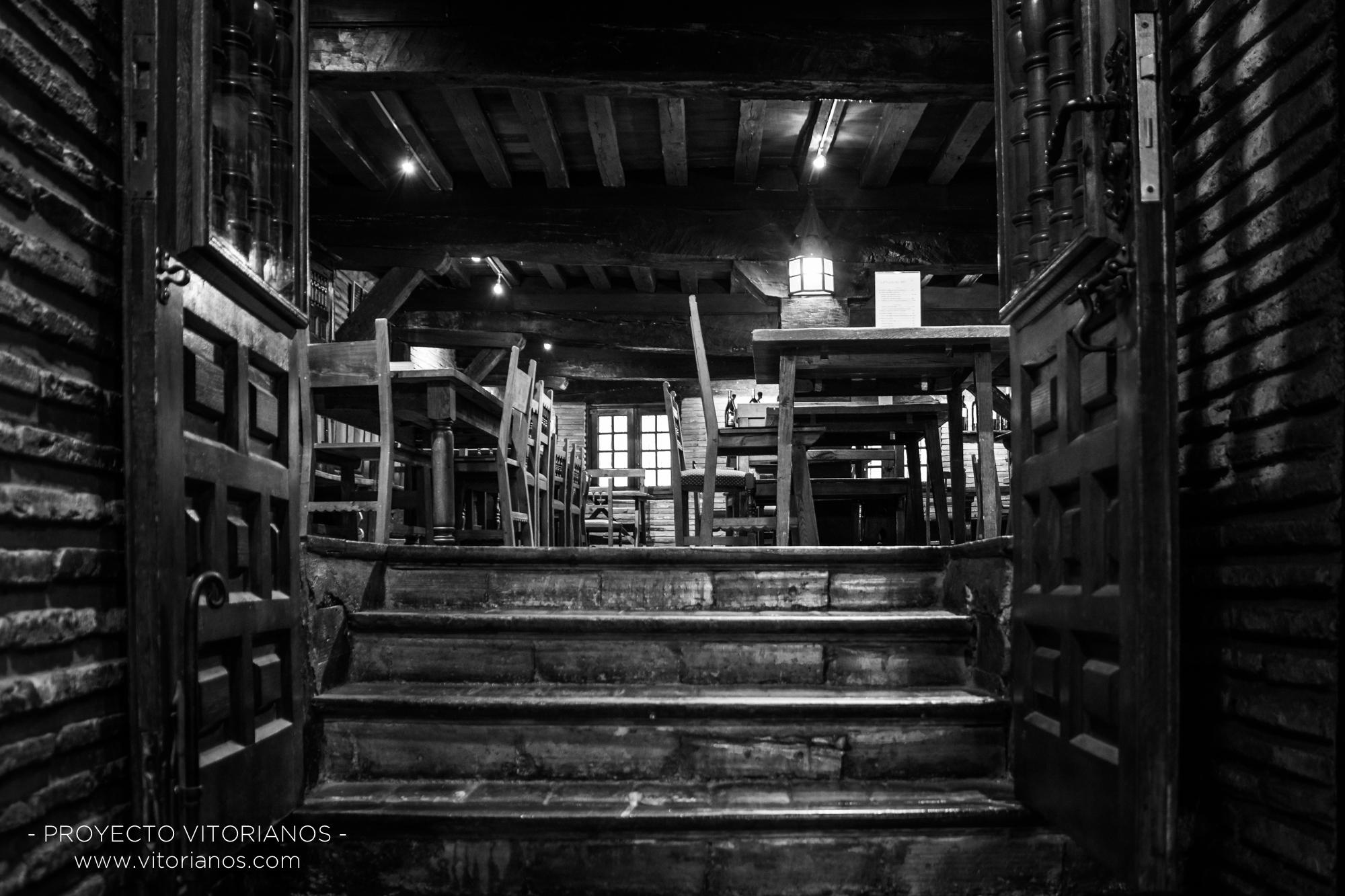 Restaurante El Portalón - Foto: Marta Parra