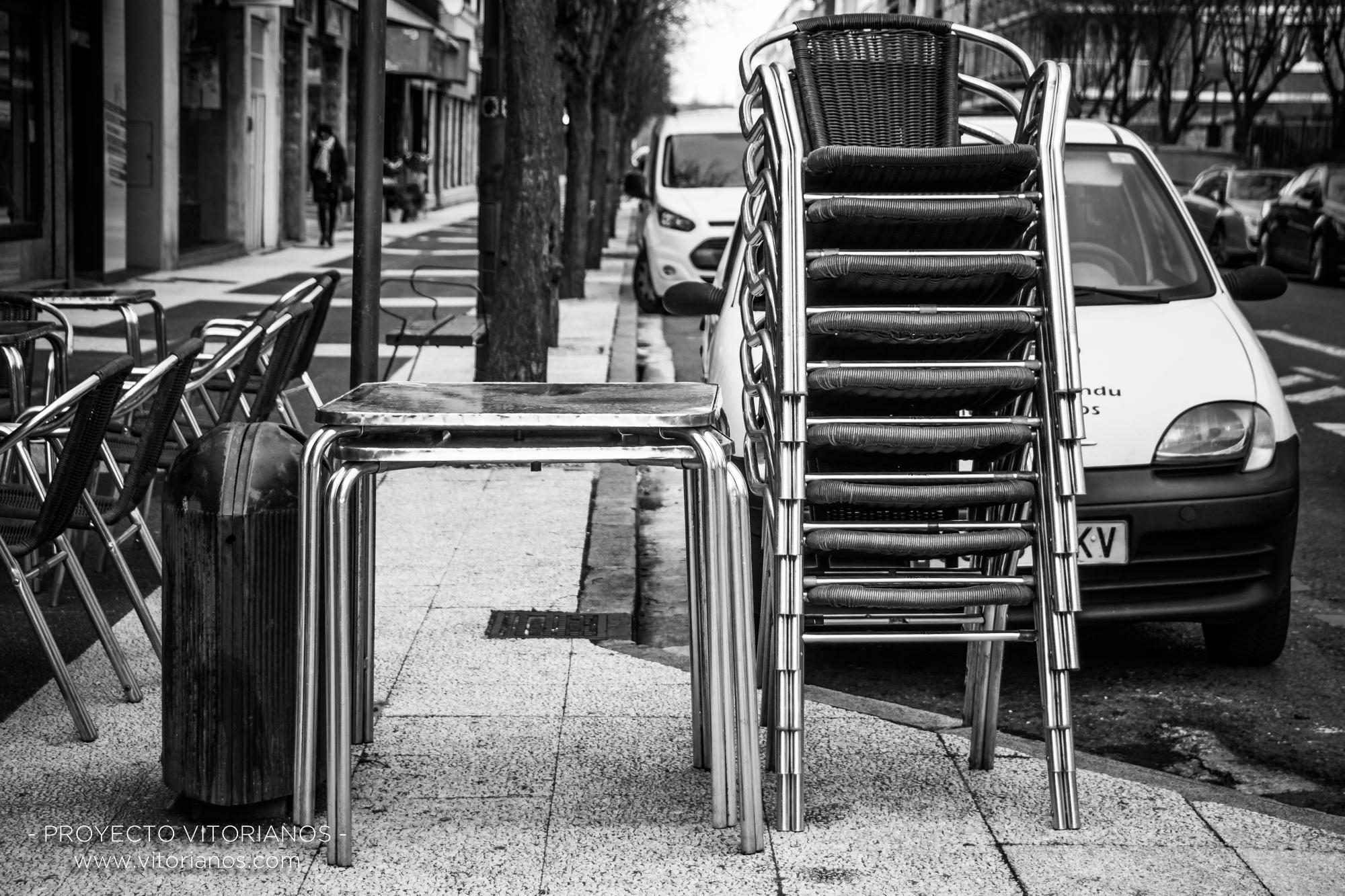 Sillas de bar - Foto: Jaione Corcuera