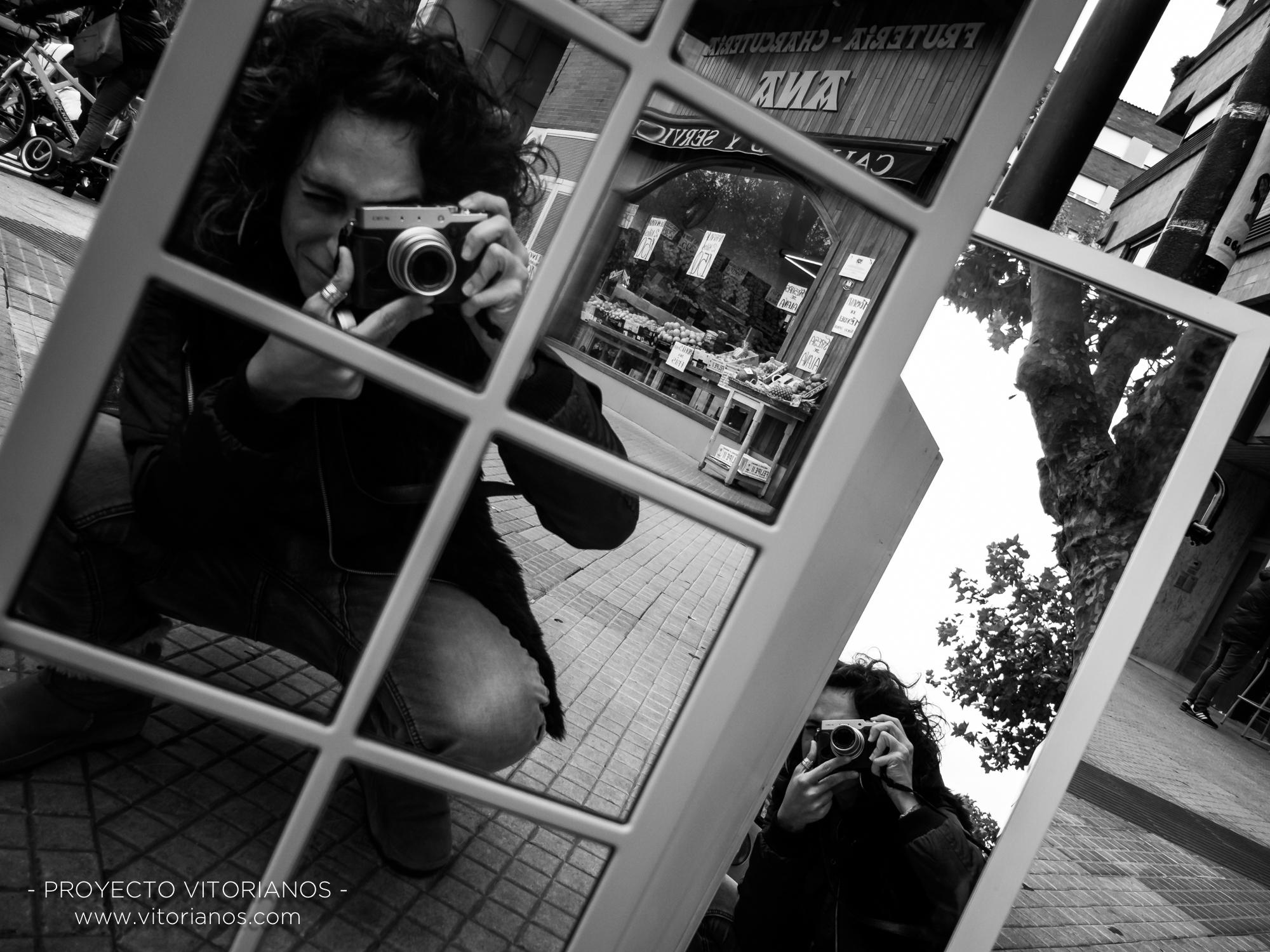 Juego de espejos - Foto: Sandra Sastre