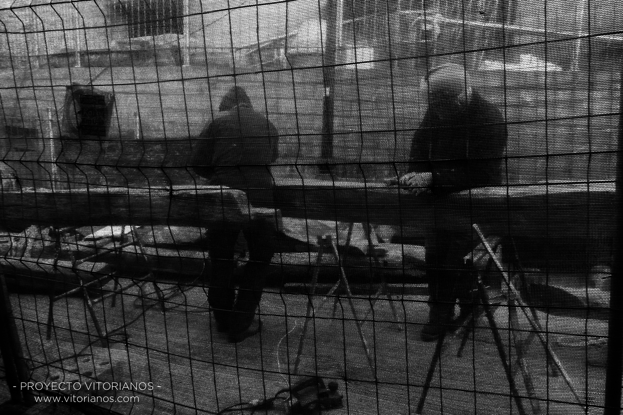 Obreros de la construcción - Foto: Toñi Pérez