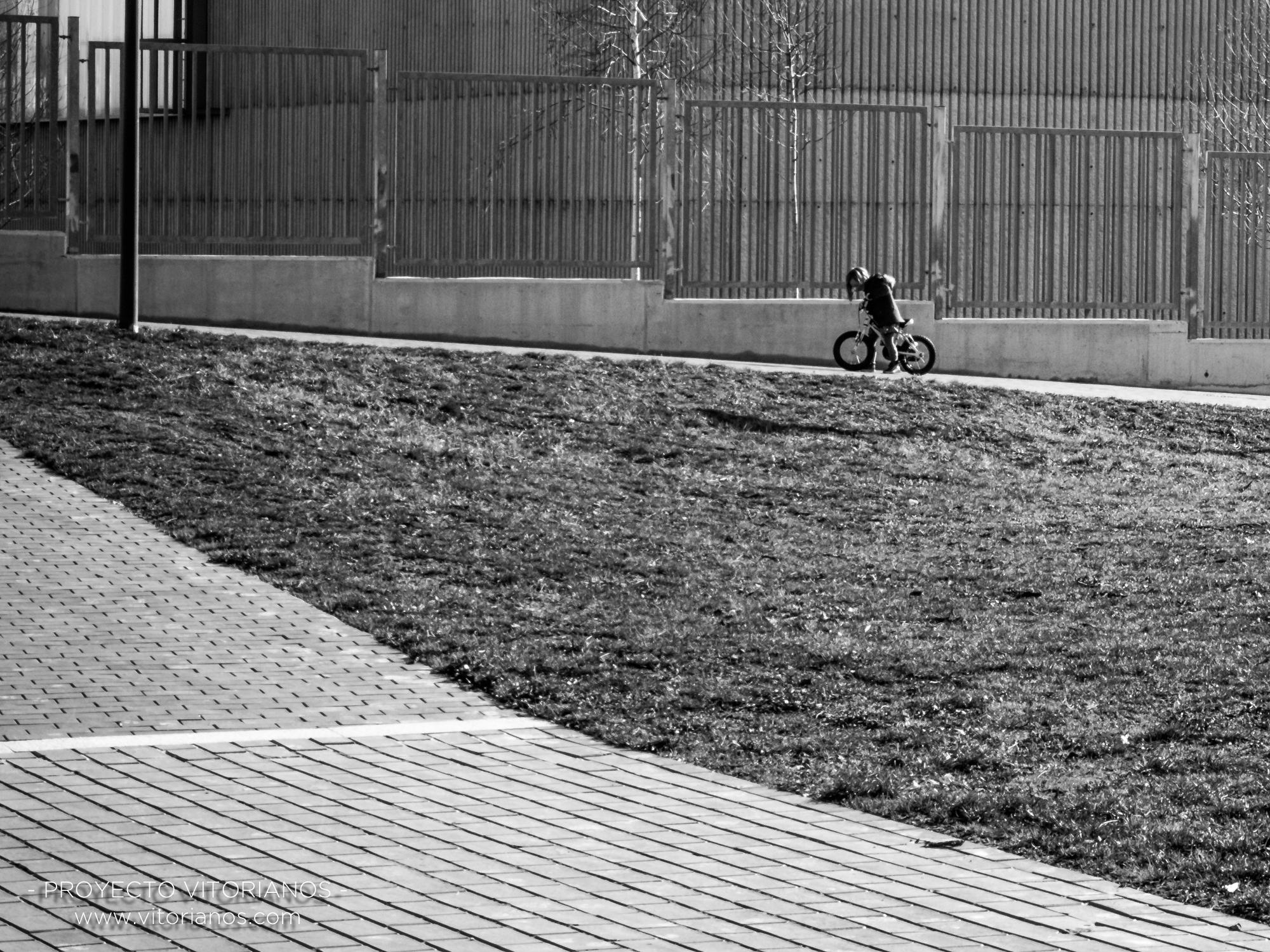 Vitoriana en Zabalgana - Foto: Ana Iglesias
