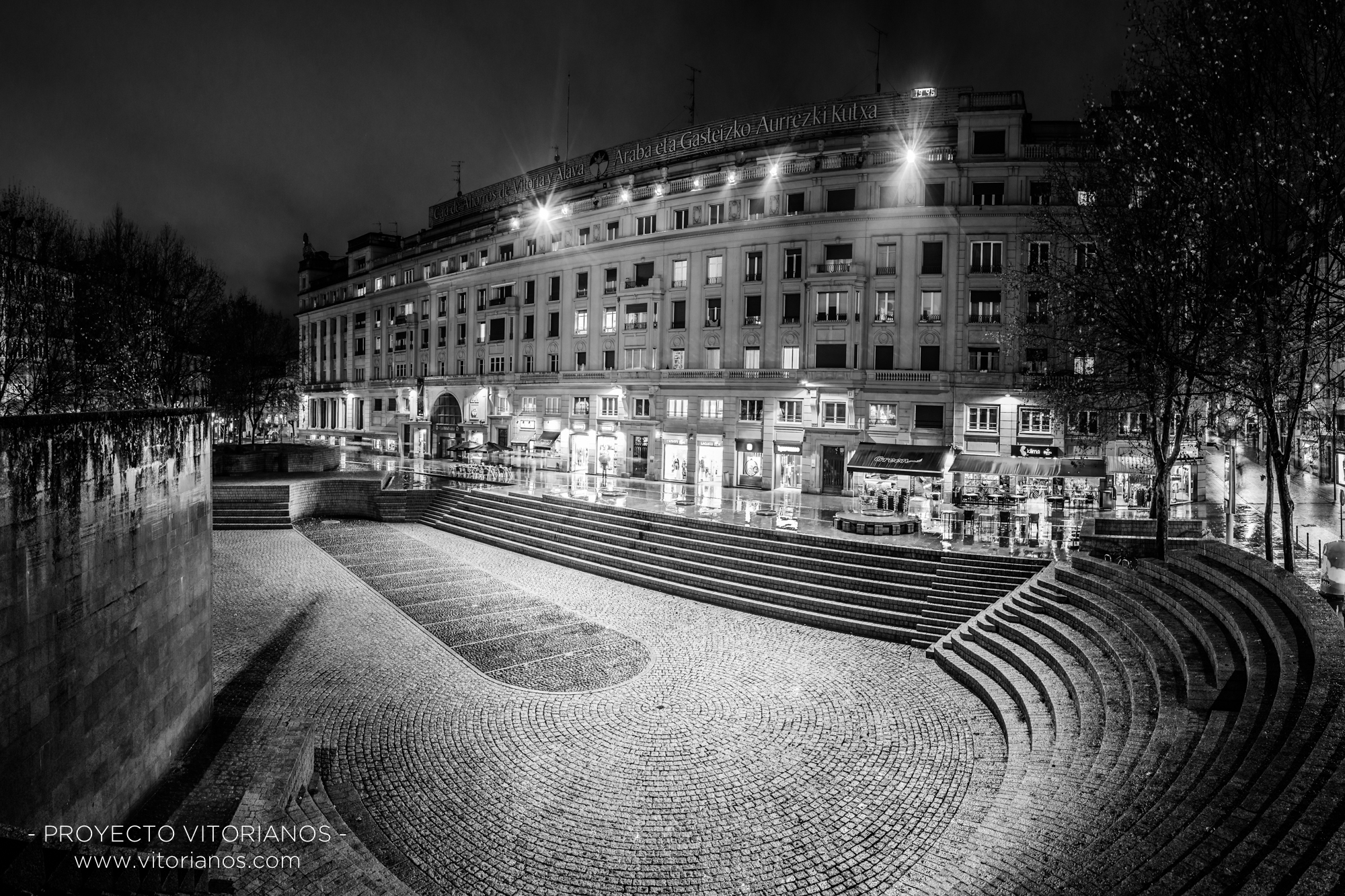 Fueros de noche - Foto: Ainhoa Valenciano