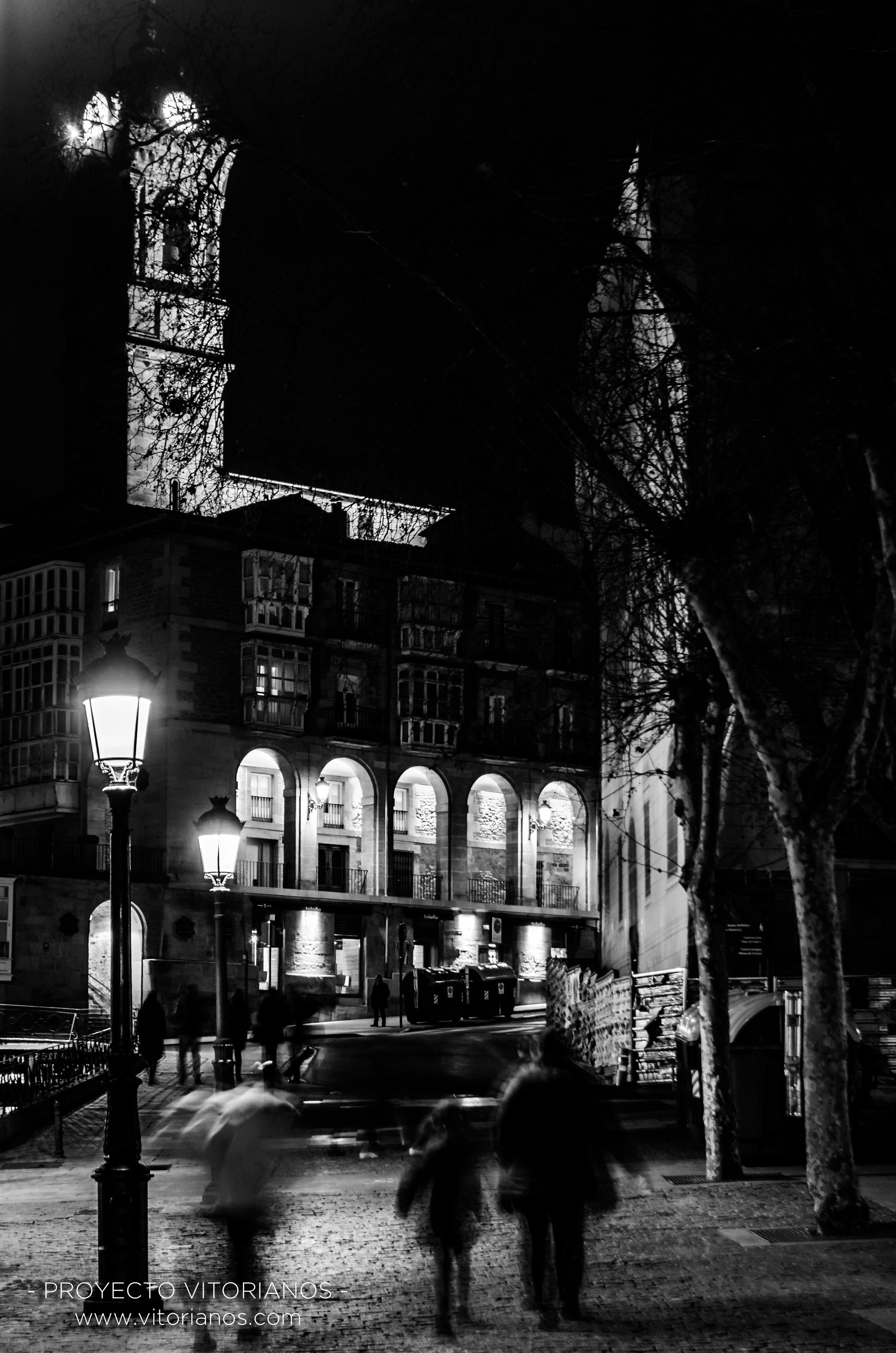 Arquillos de noche - Foto: Ainhoa Valenciano