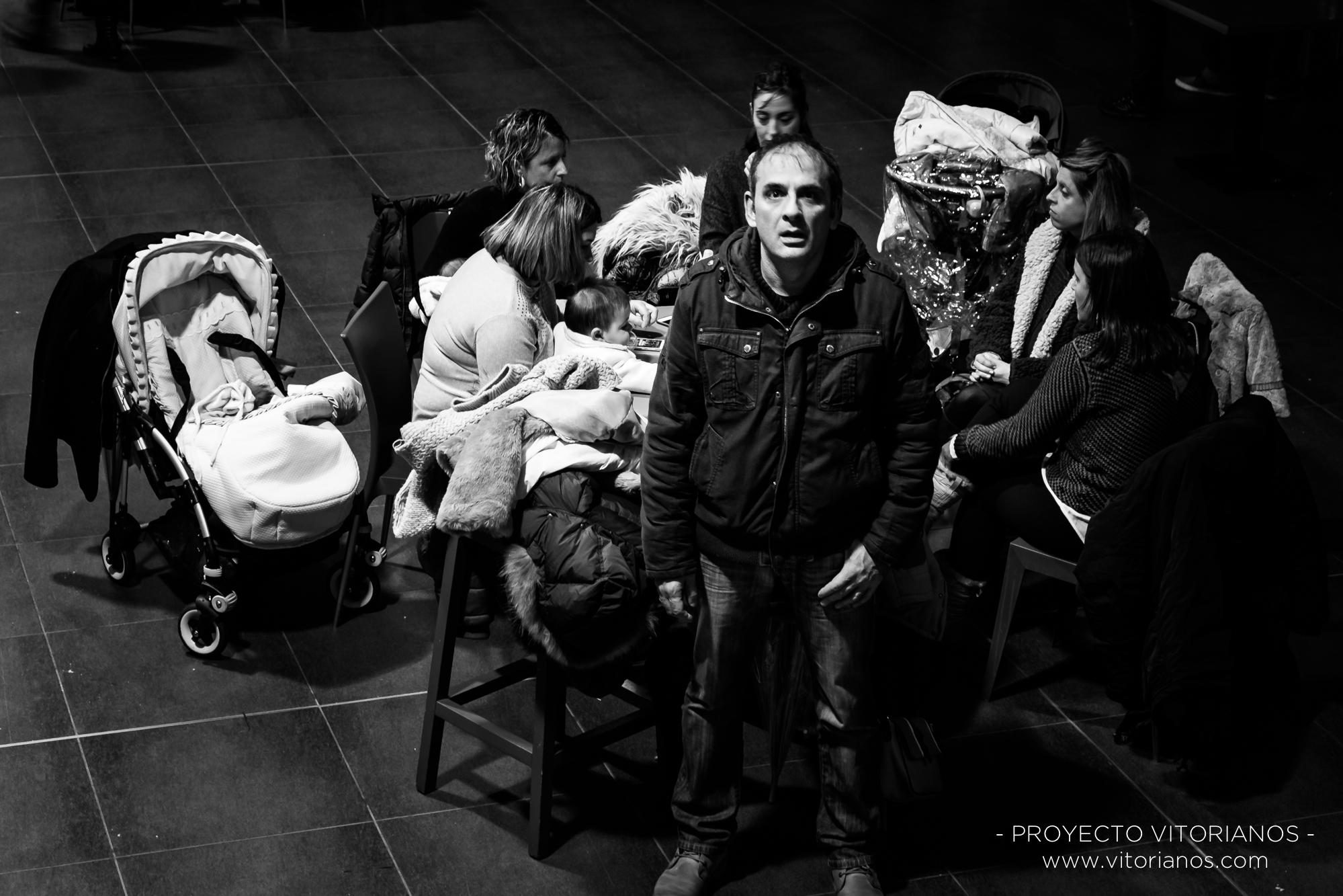 Vitoriano y vitorianas - Foto: Irune Bonilla