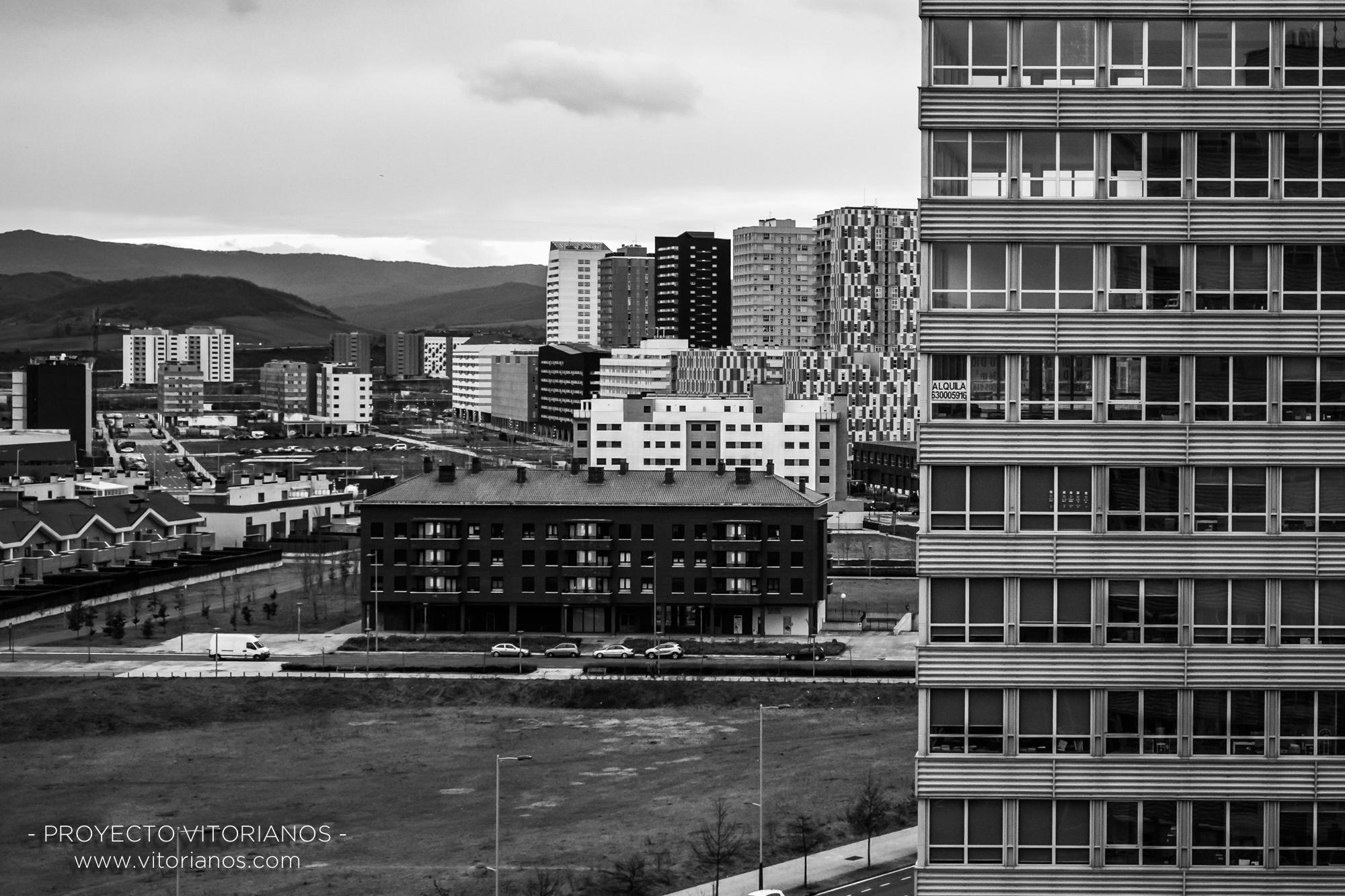 Torres de Salburua - Foto: Irune Bonilla