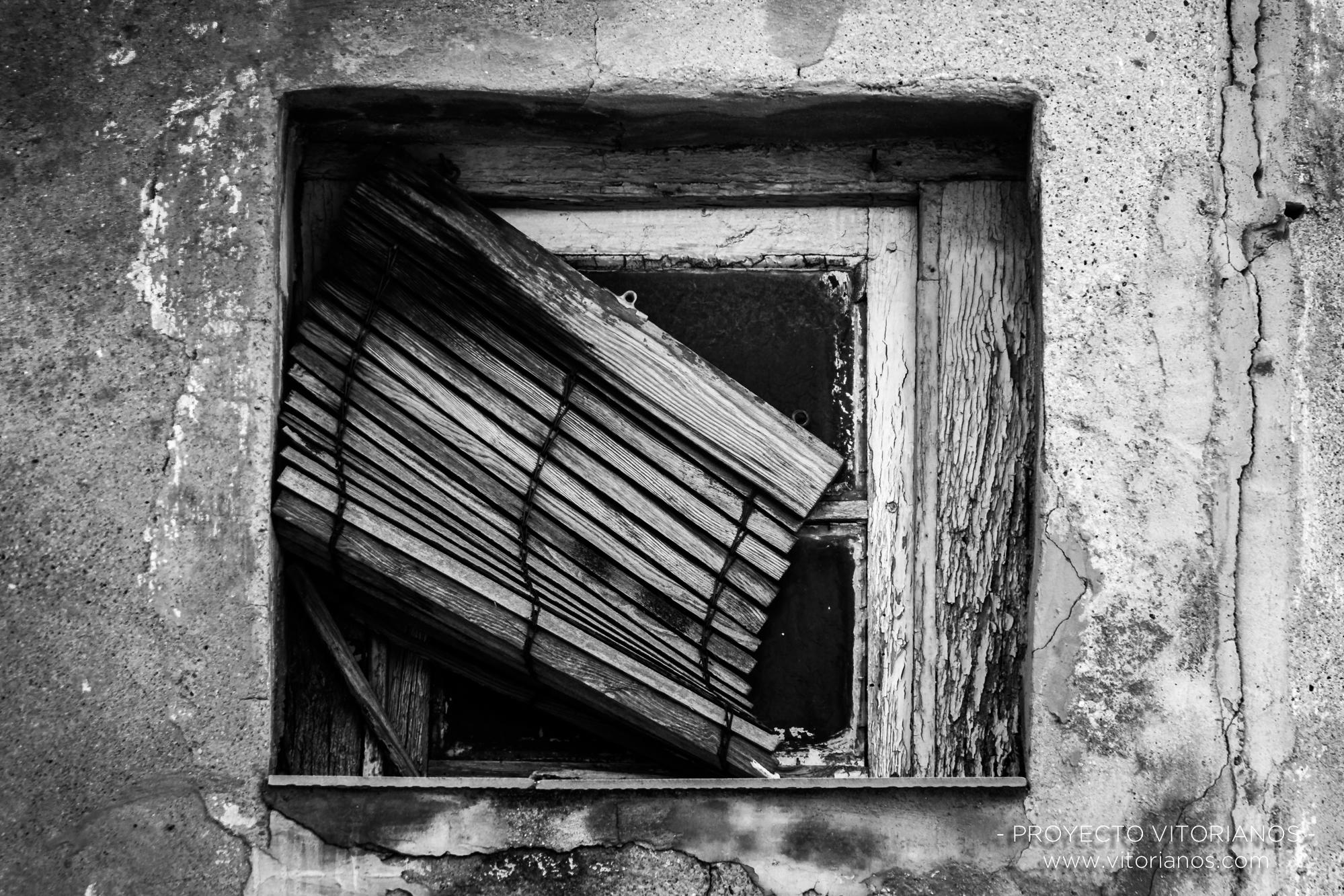 Ventana antigua - Foto: Toñi Pérez