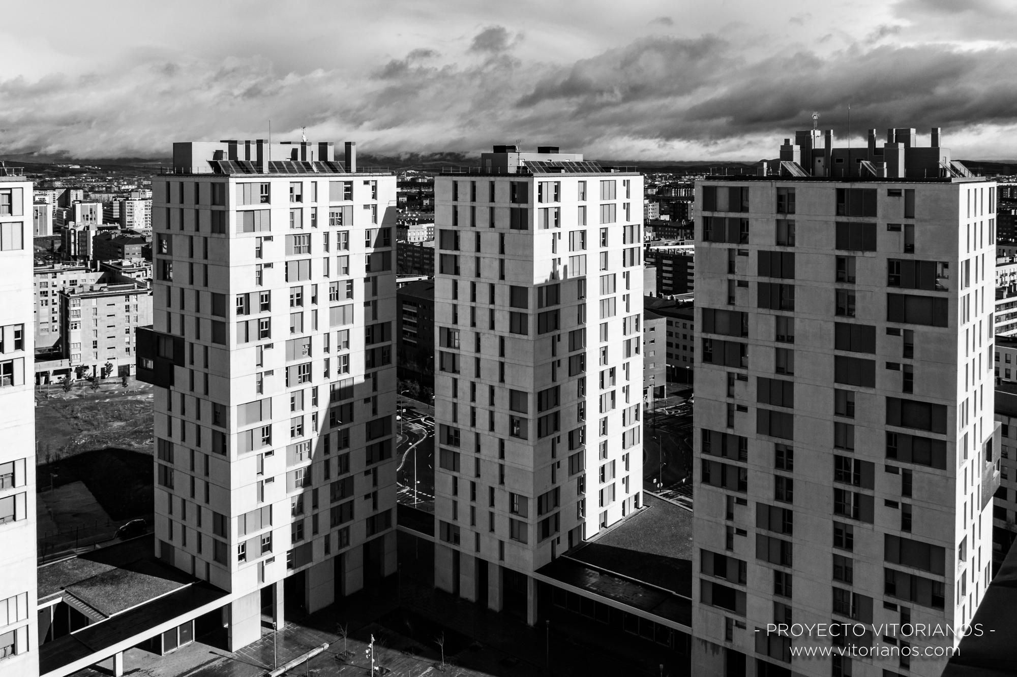 Barrio de Zabalgana - Foto: Raúl Cerezo