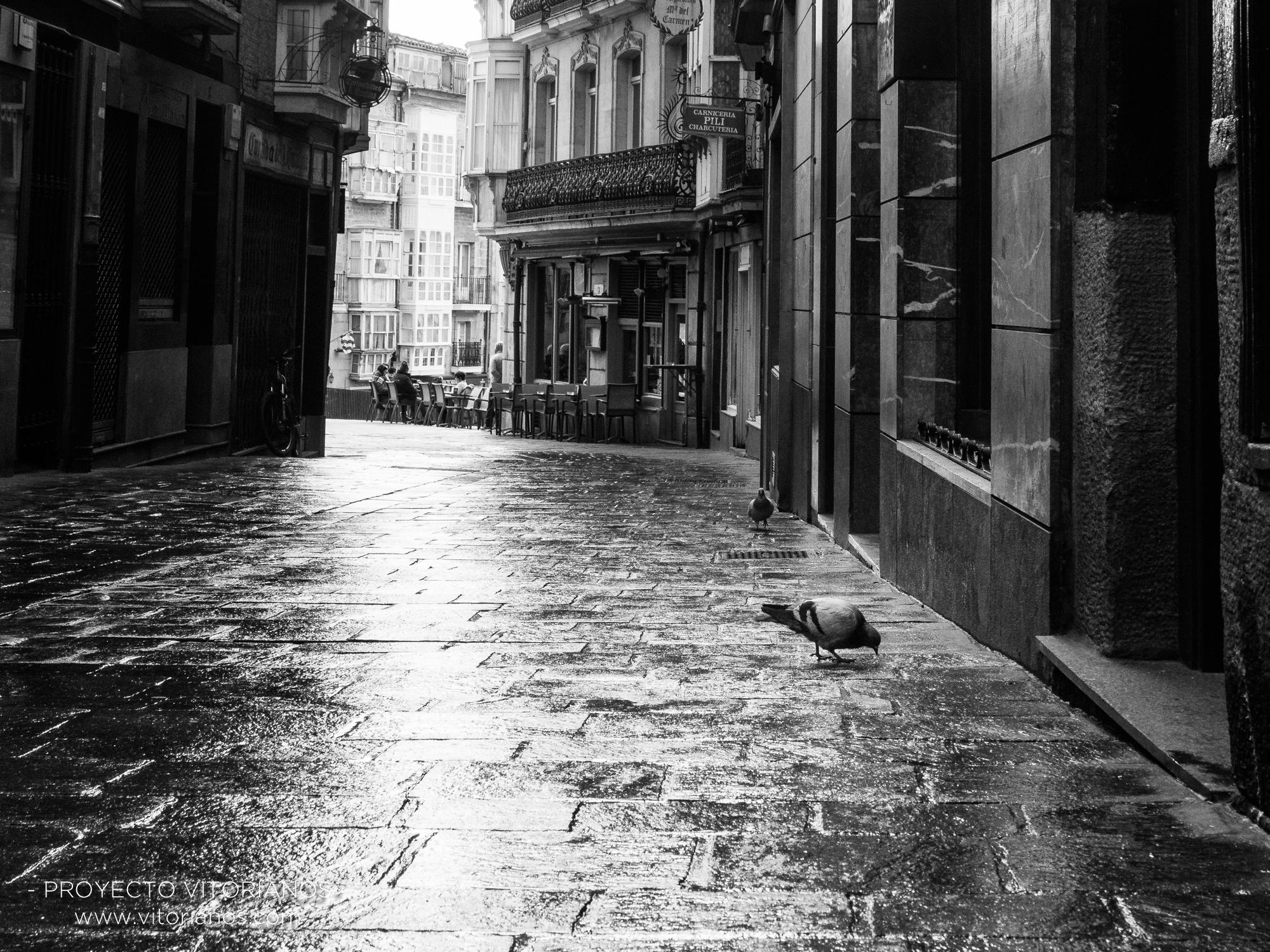 Calle Correría - Foto: Adolfo Carrero
