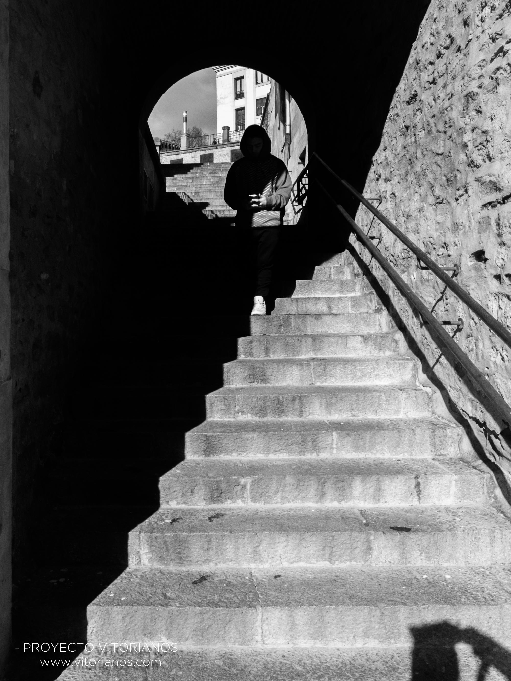 Escaleras de los arquillos - Foto: Adolfo Carrero