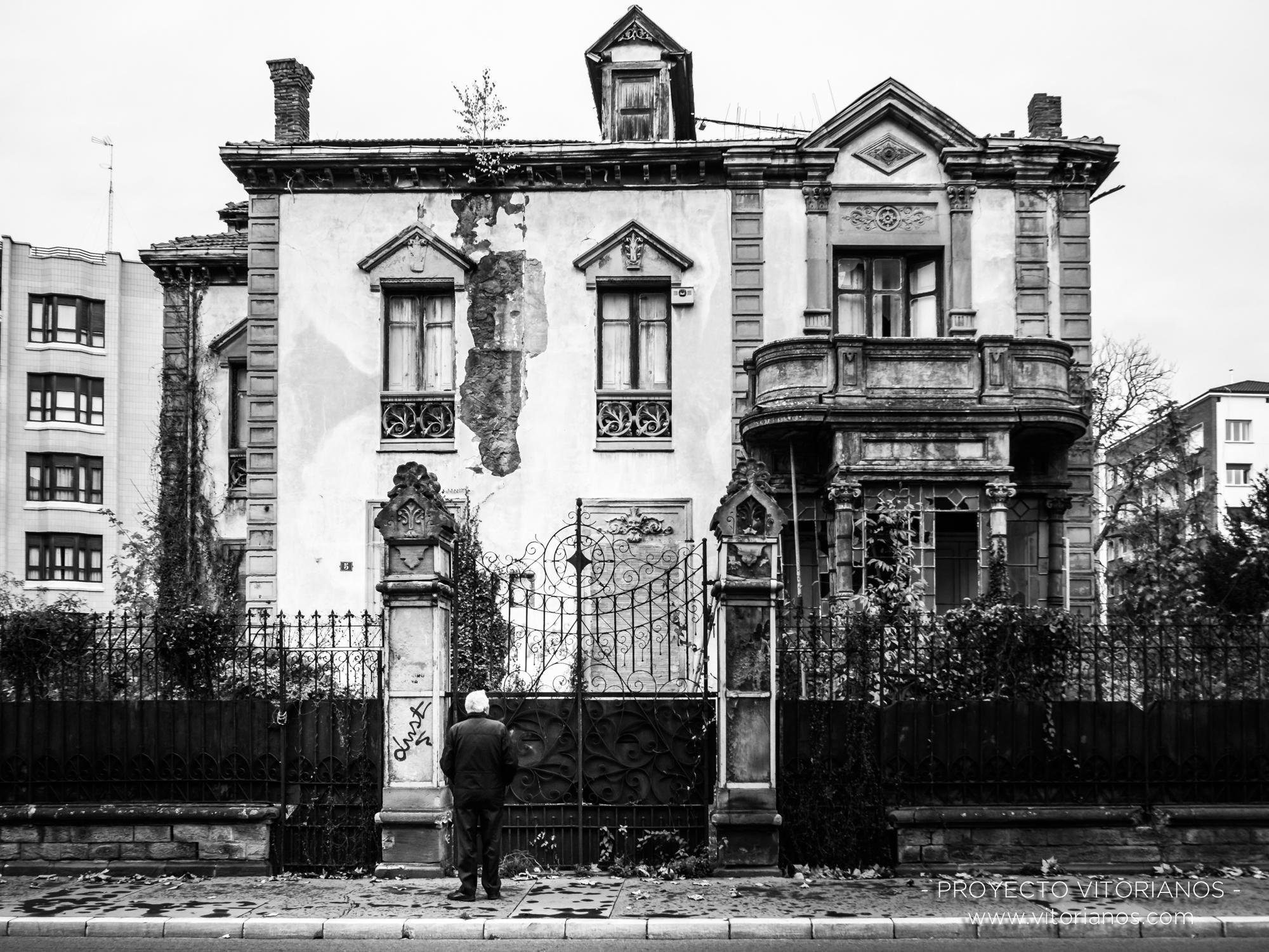 Casa en ruinas - Foto: Juanan Pérez de Cárcamo