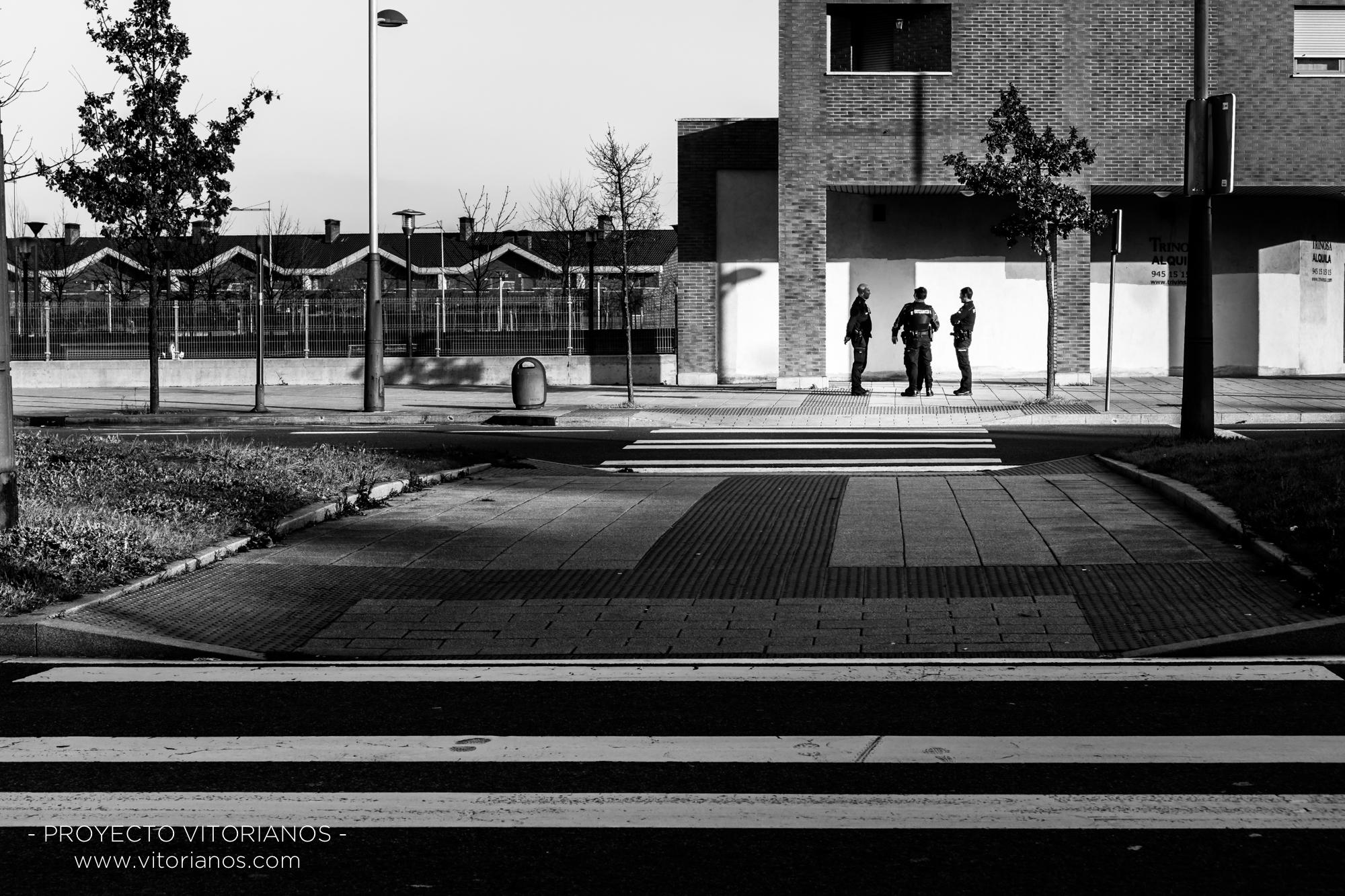 Ertzainas - Foto: Manu Moreno