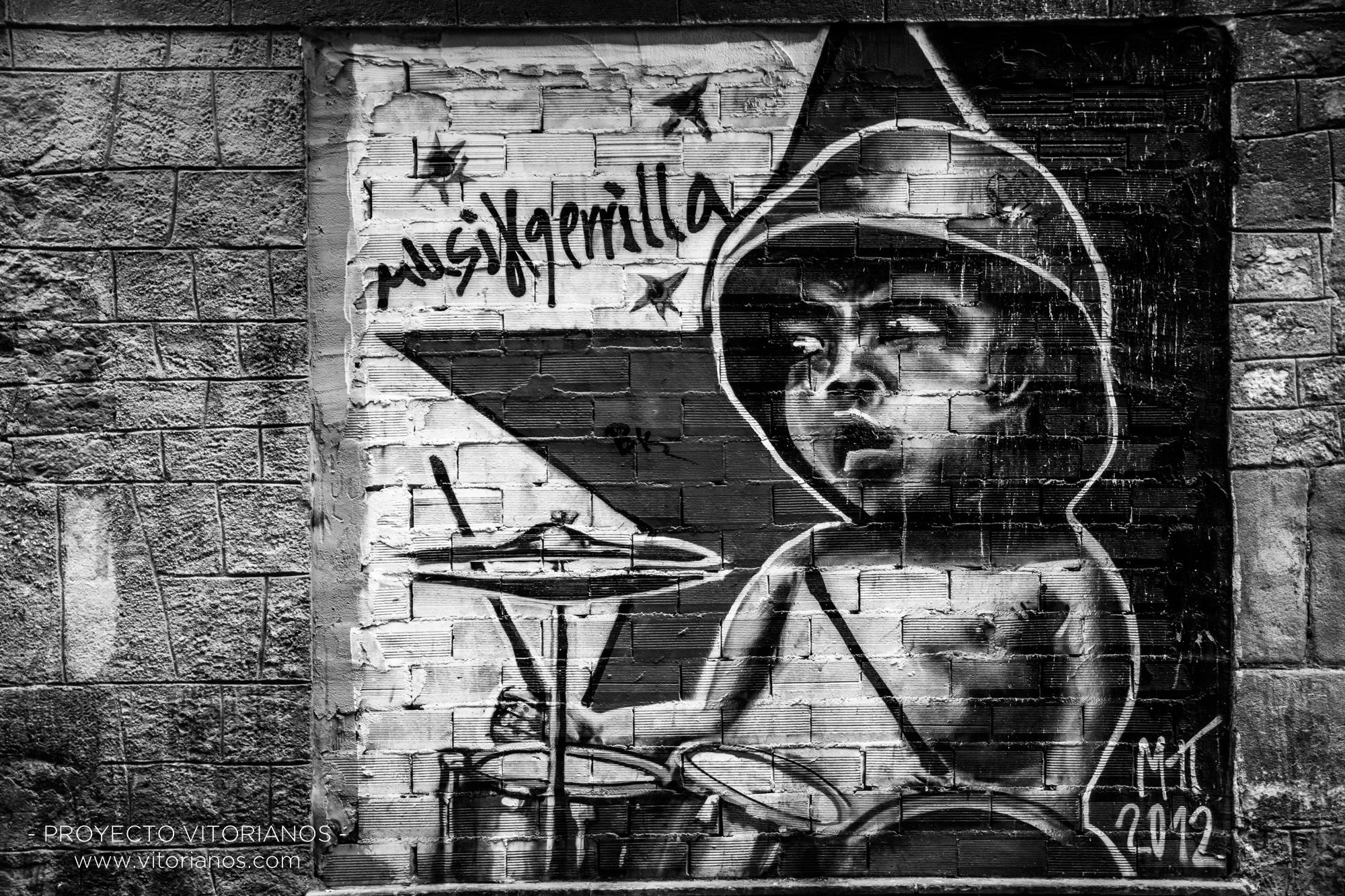 Mural - Foto: Marta Parra