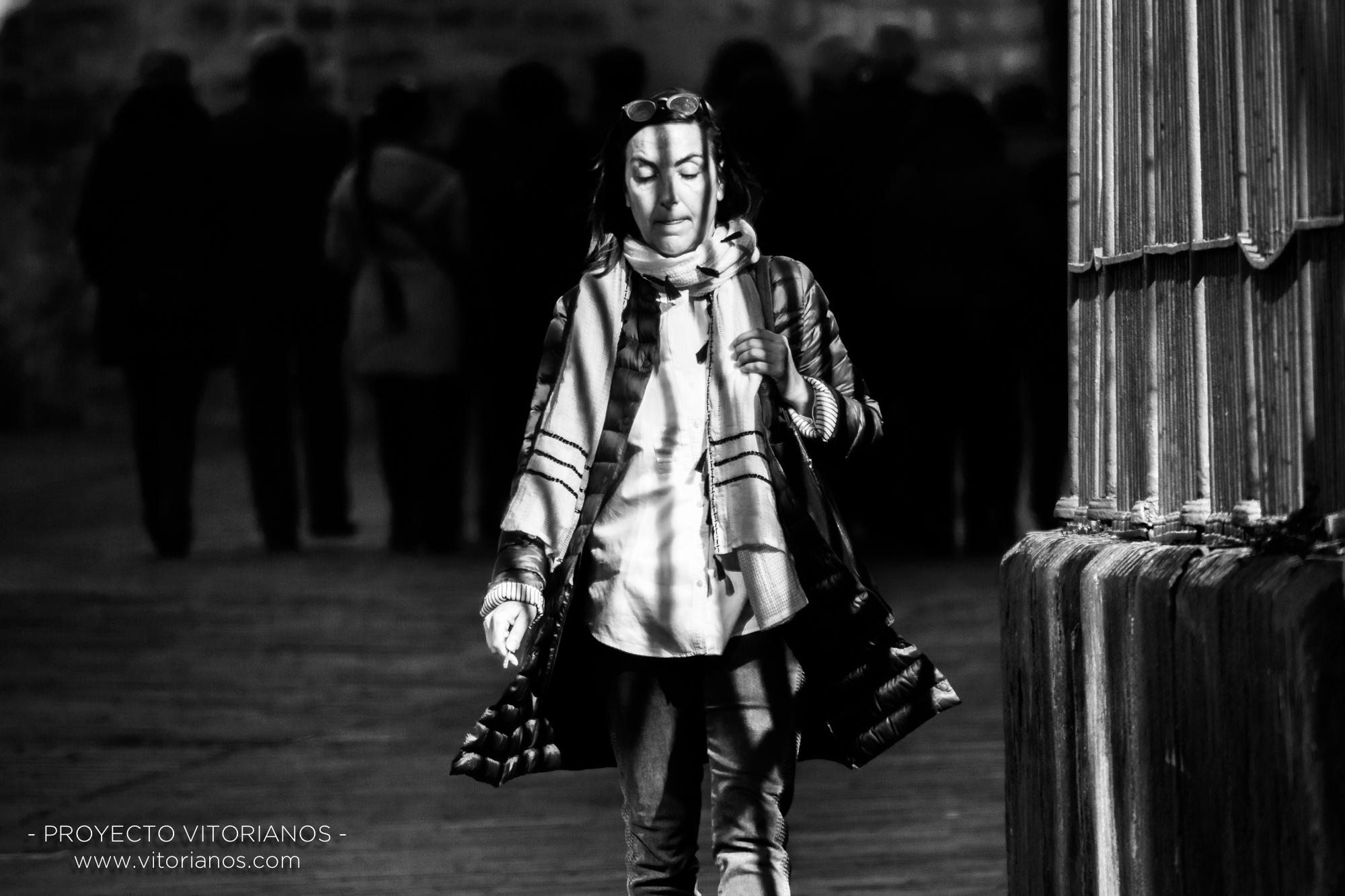 Sombra de verja - Foto: Gustavo Bravo