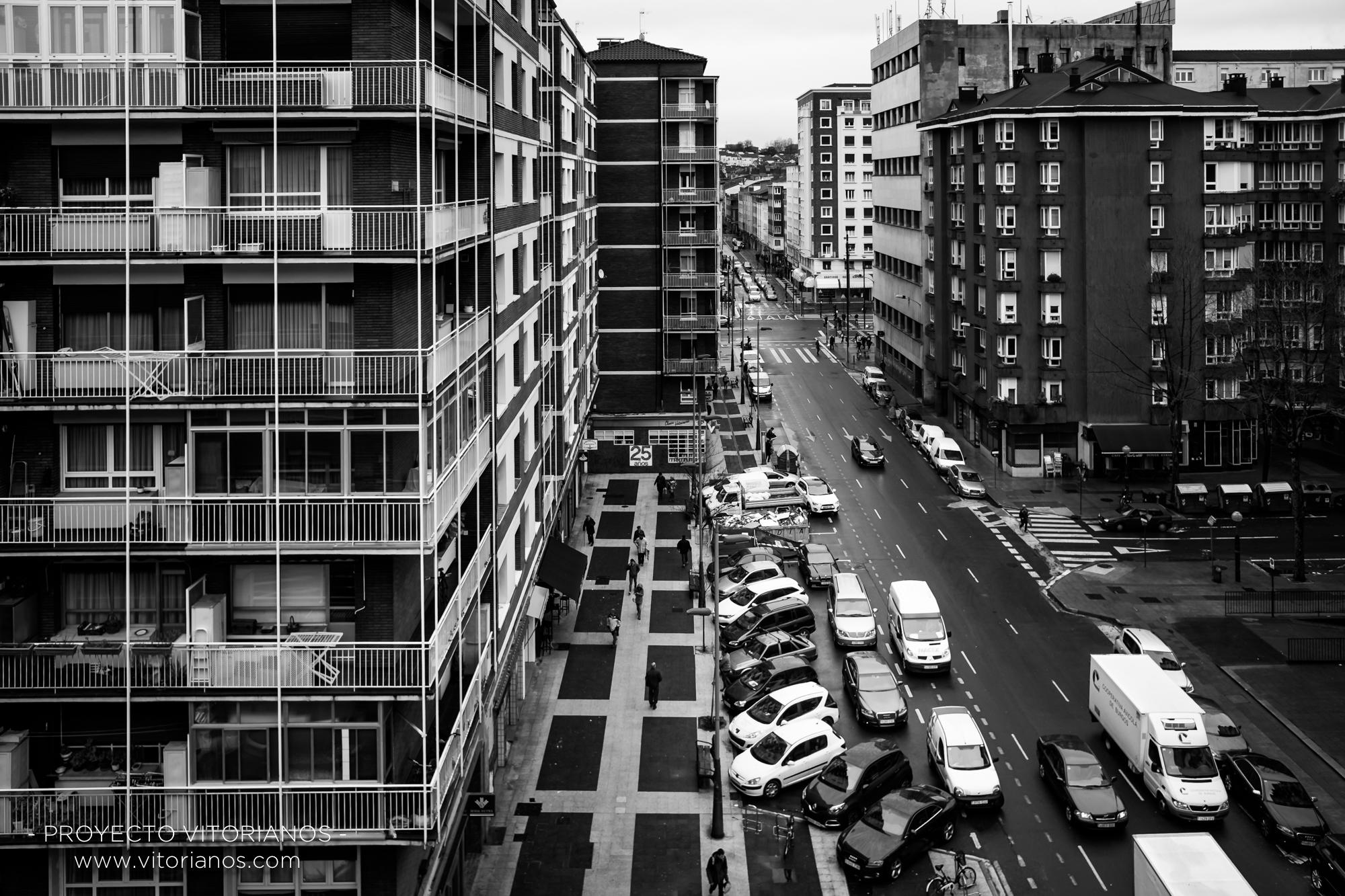 Avenida Beato Tomás de Zumárraga - Foto: Amaya Aguirre