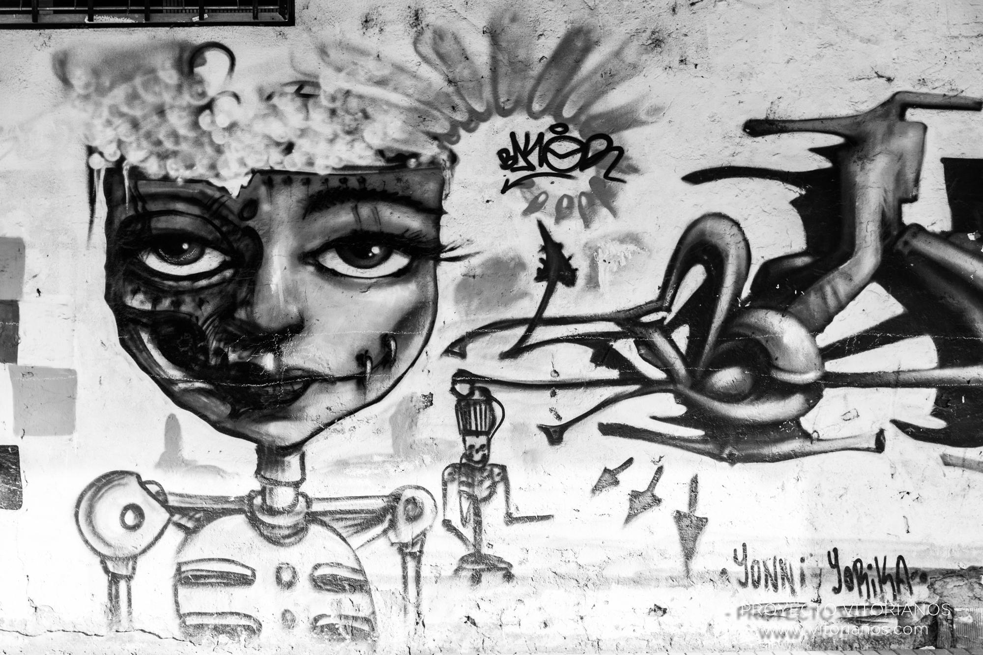 Mural - Foto: Patri Blanco