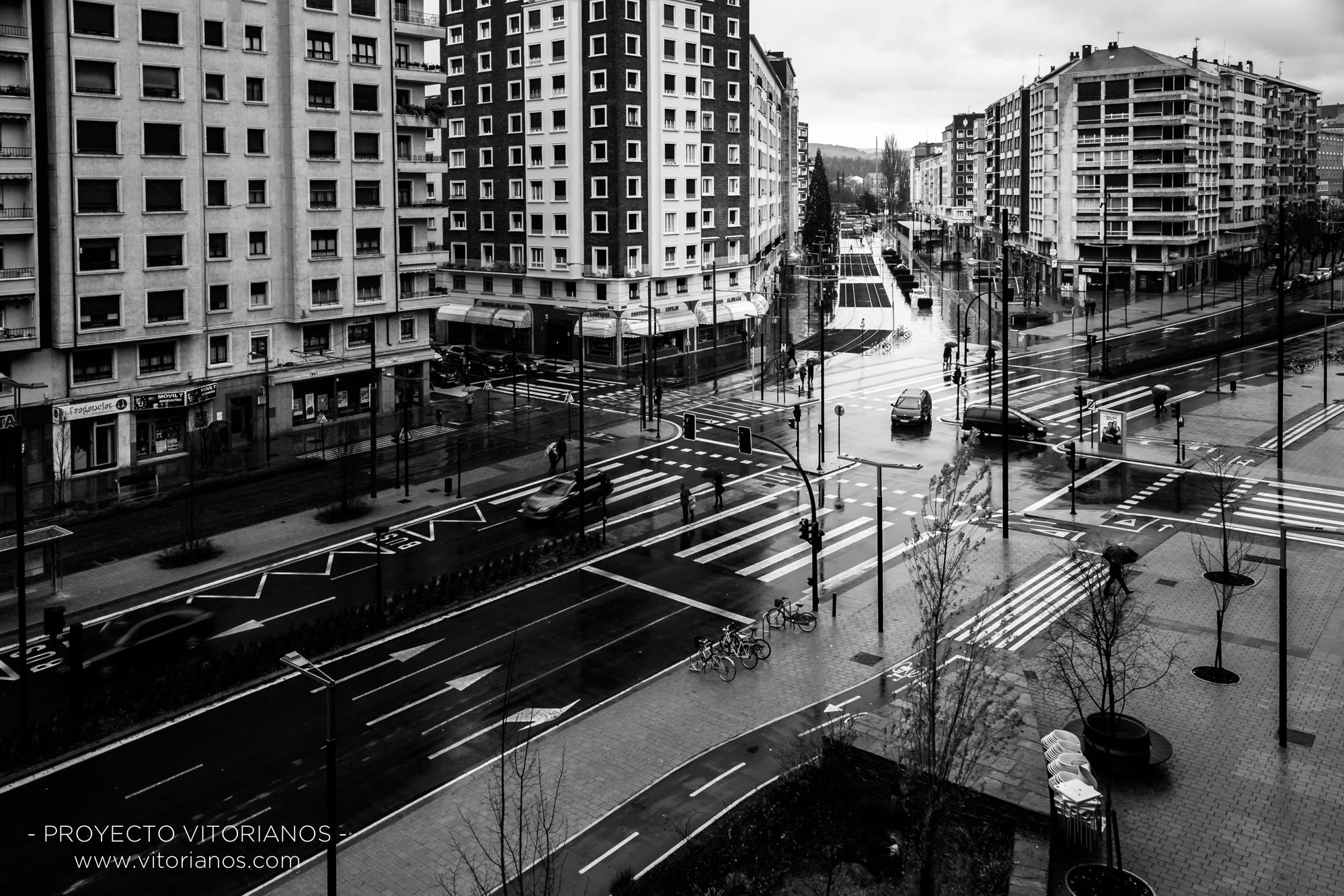 Avenida de Santxo el Sabio - Foto: Ainhoa Suso