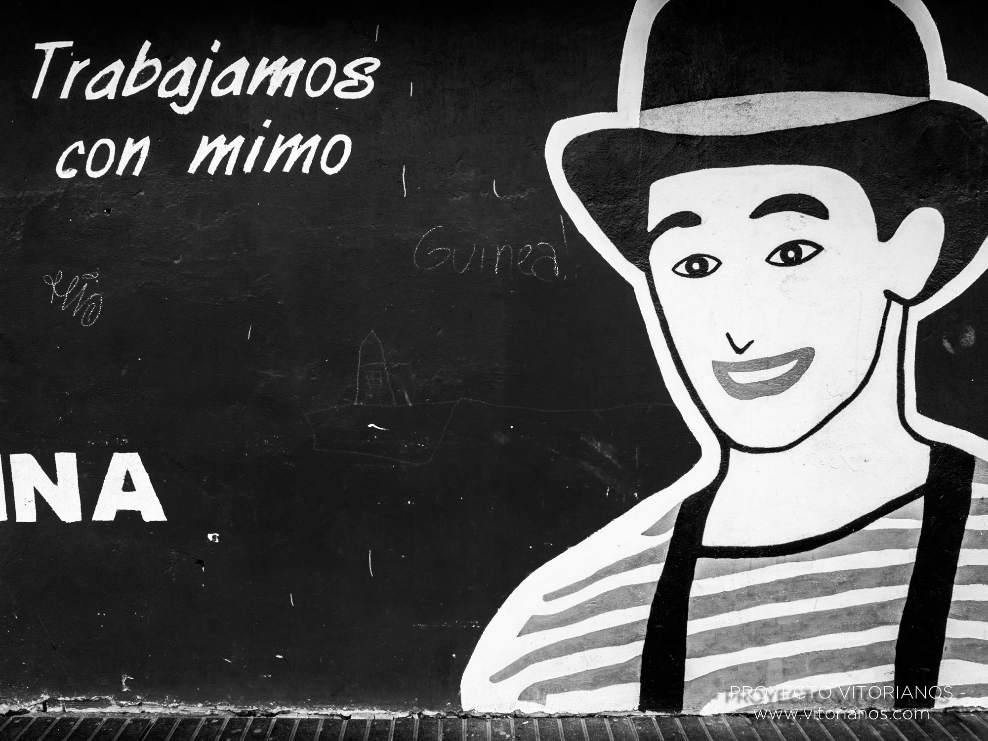 Mural - Foto: Juanan Pérez de Cárcamo