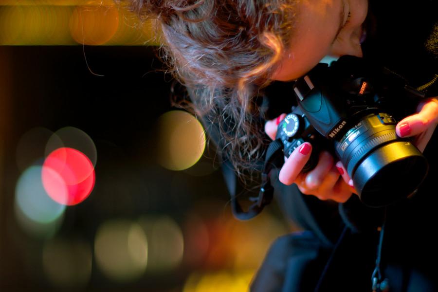Curso de fotografía para estudiantes y parados (2014)