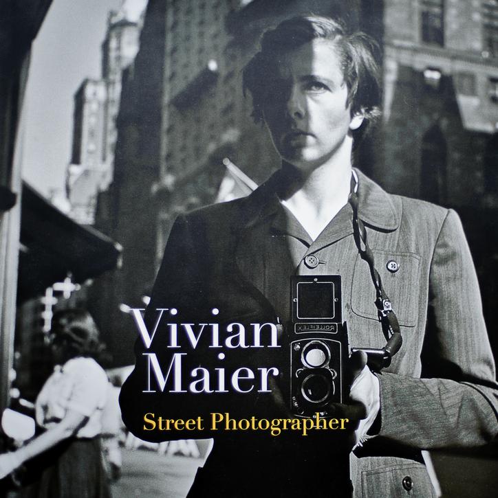 Las películas experimentales de Vivian Maier se proyectan en Madrid