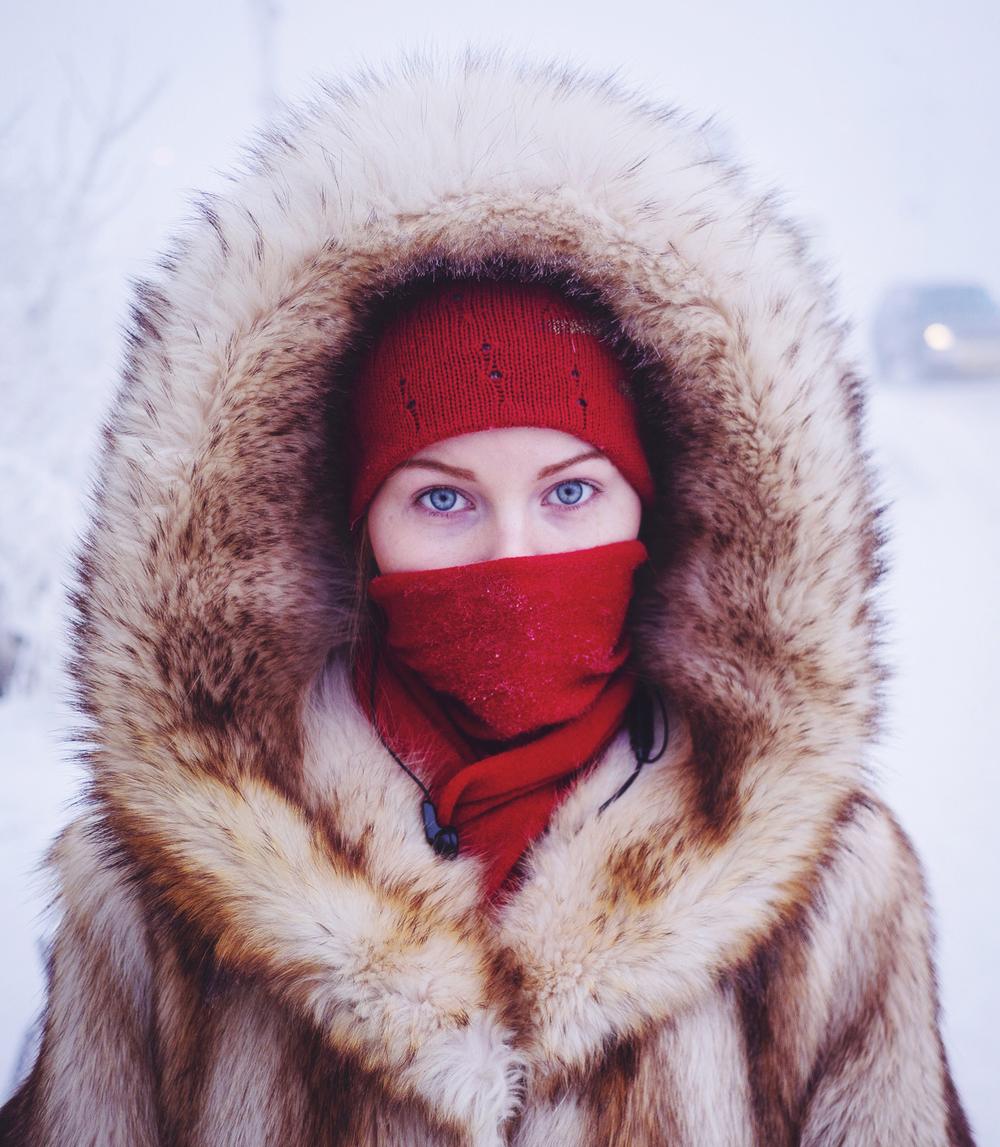 Las fotos más frías del planeta: un segundo más y cámara congelada