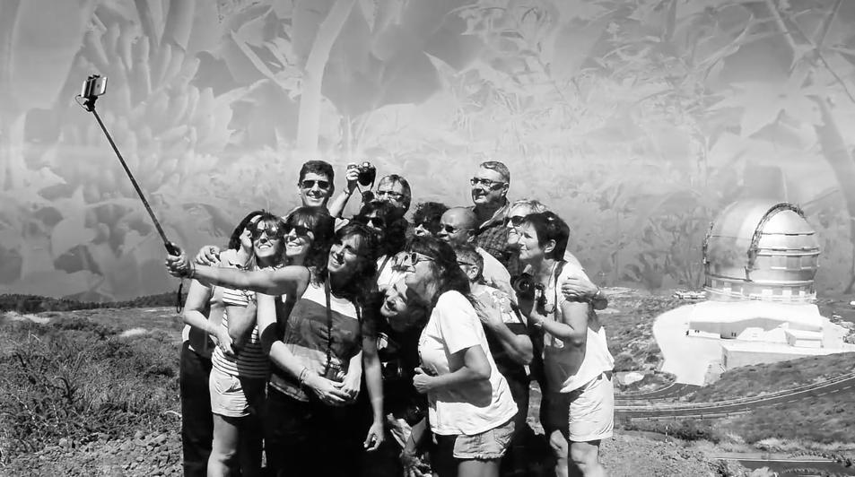 VÍDEO 'La Palma 2016': 2.567 kilómetros en busca de 2.567 fotografías