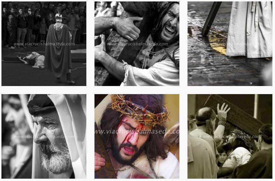 Concurso de fotografía Vía Crucis Viviente de Balmaseda (Bizcaia)