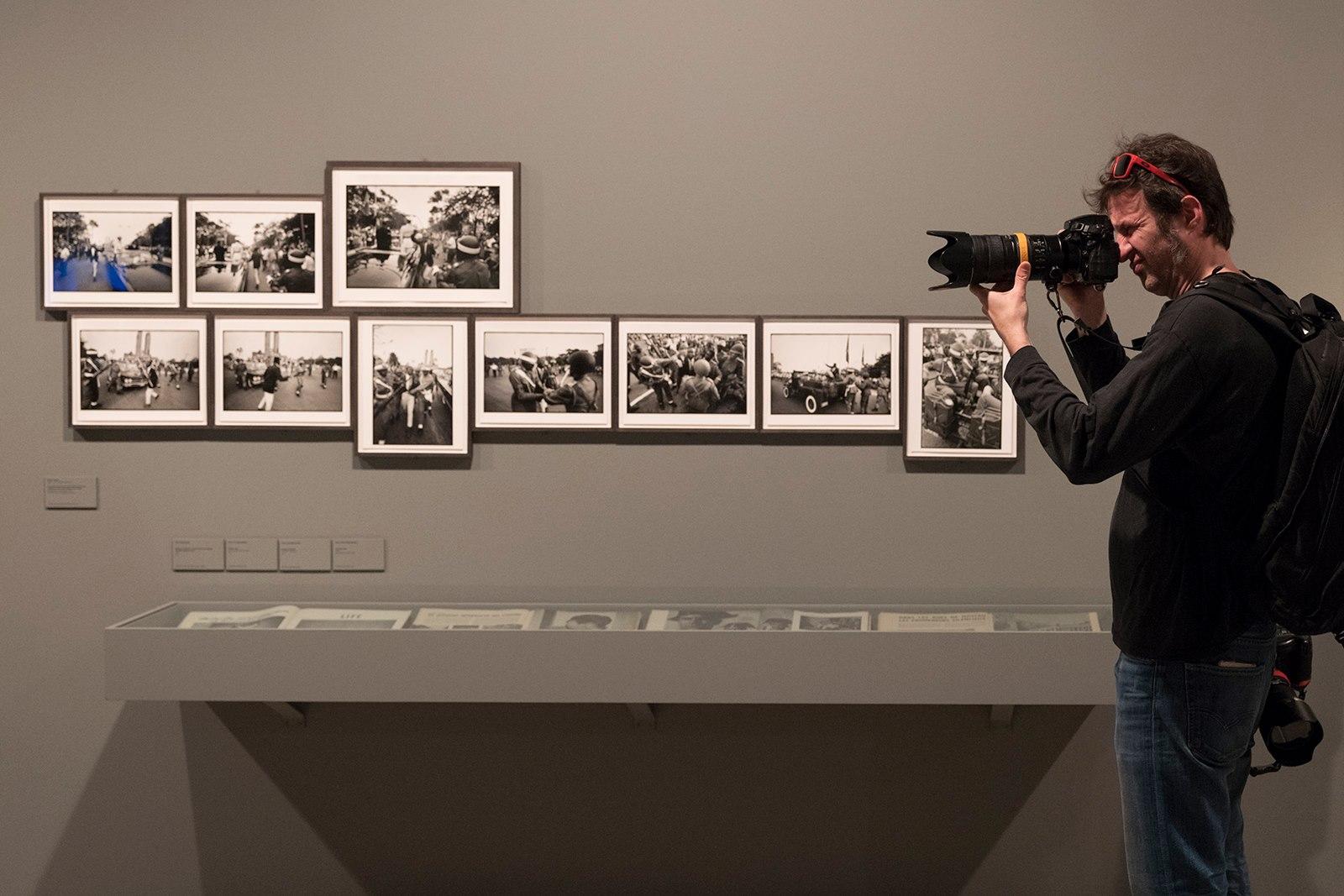Nueva exposición en Madrid: 'Cien años de fotografía Leica'
