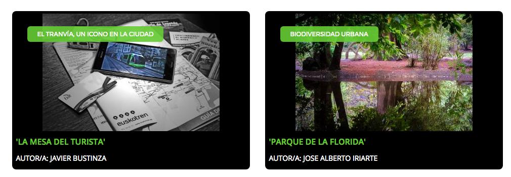 Éstas son las dos fotos ganadoras del Fotomaratón de El Correo 2017