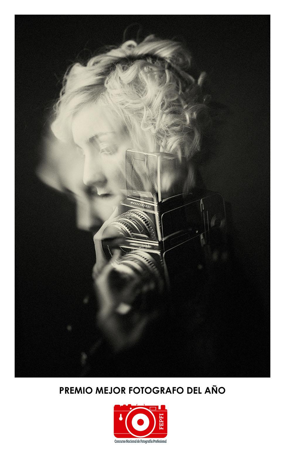 El fotógrafo vitoriano Josu Izarra, mejor fotógrafo profesional del año