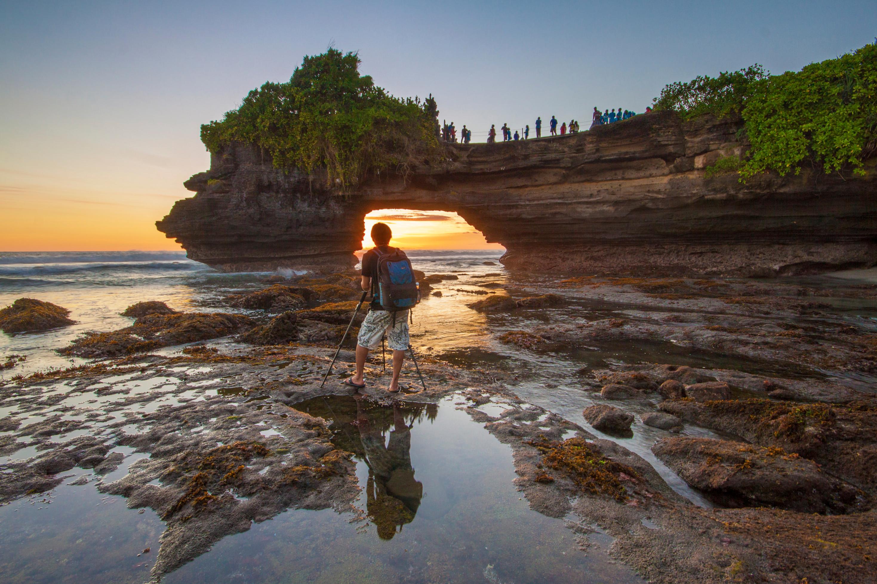 Viaje fotográfico a Bali organizado por la escuela FotoGasteiz (agosto de 2018)