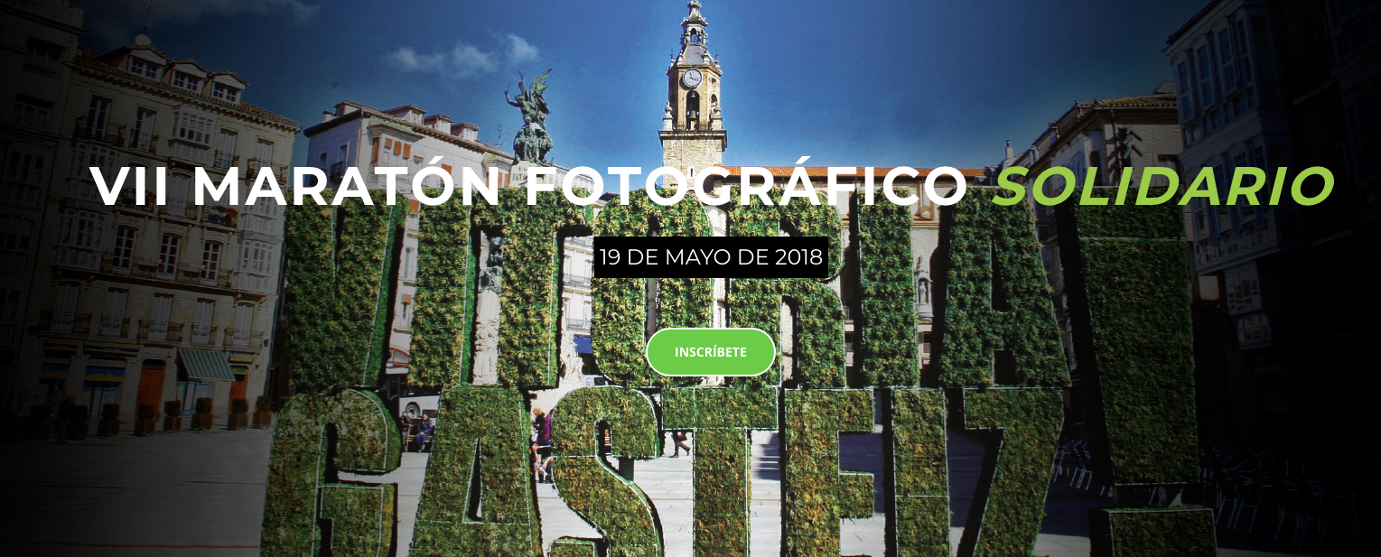 Fotomaratón de El Correo 2018, este sábado por la mañana