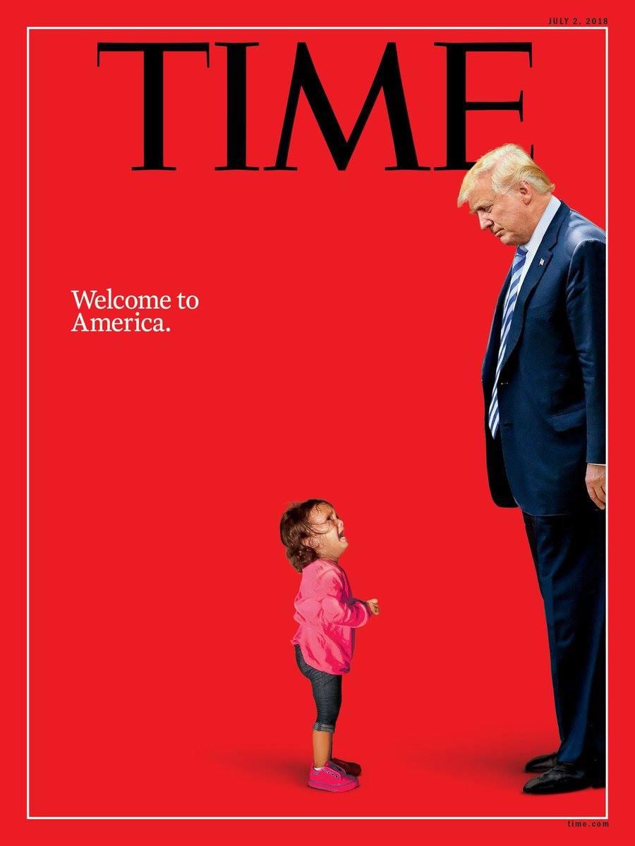 Ésta es la historia de la foto de la portada más dura de Time