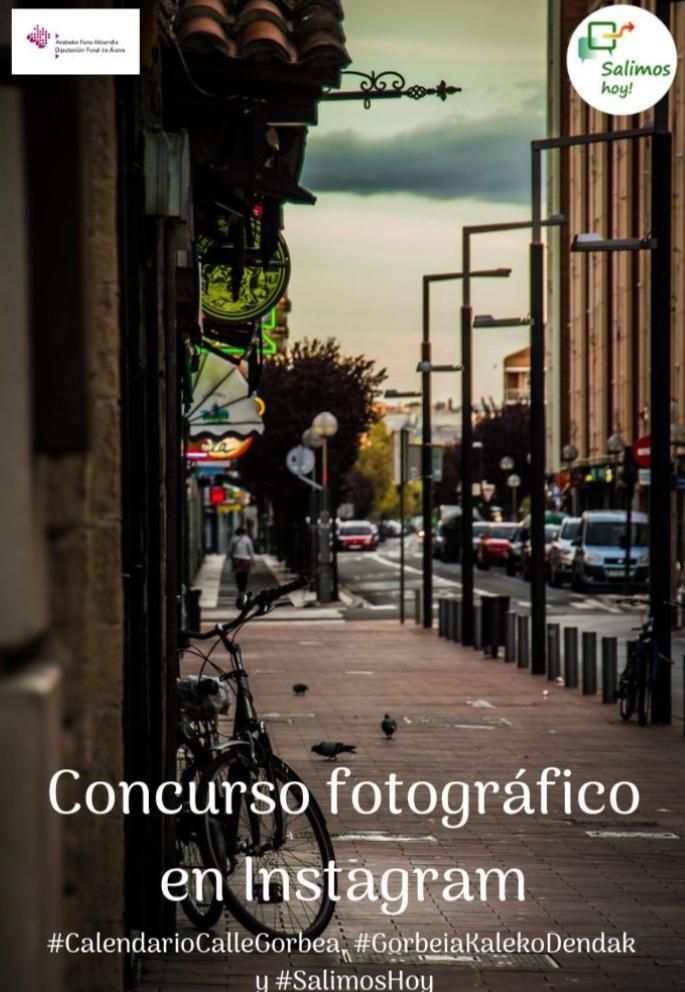 Concurso fotográfico sobre la calle Gorbea hasta el 1 de noviembre