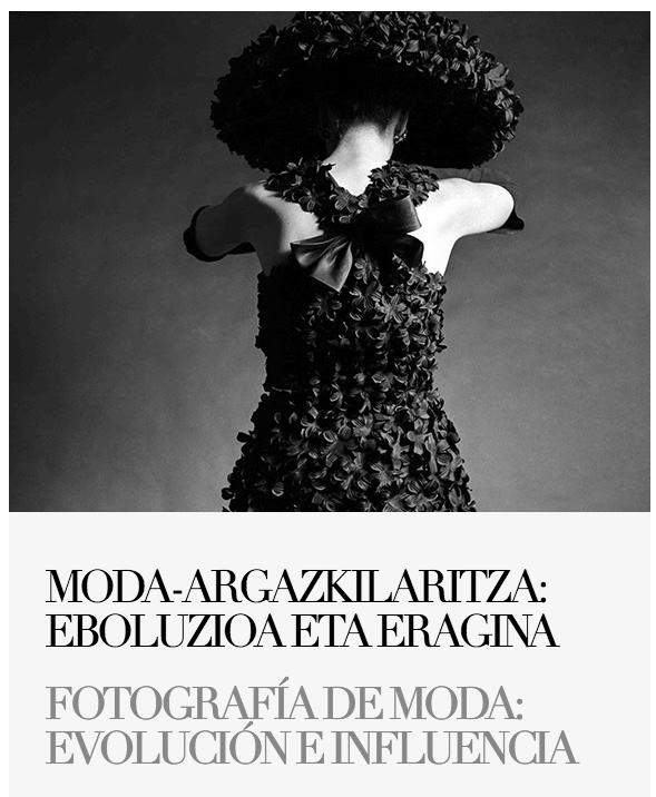 Conferencia gratuita sobre fotografía de moda el sábado 1 de diciembre