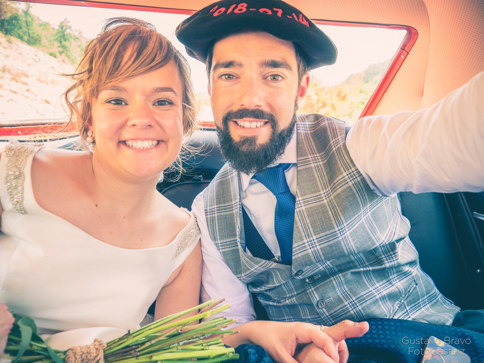 Vídeo de la boda de los fotogasteiztarras Mirari e Iván