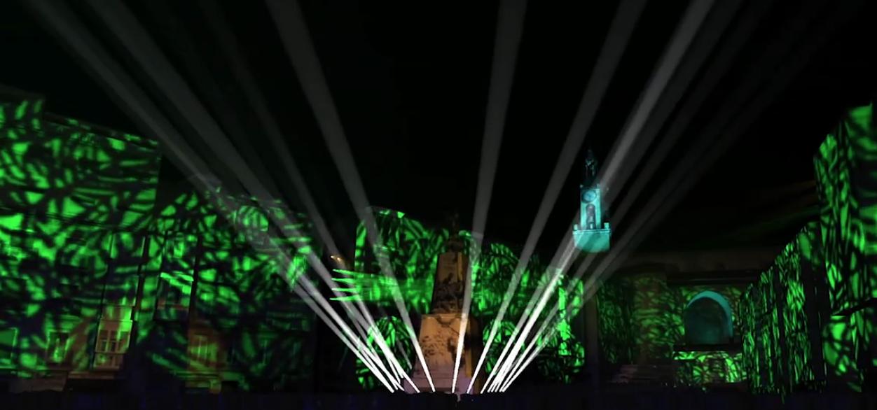 'Urbanismos de luz. Nuevos paisajes urbanos' en Vitoria-Gasteiz del 21 al 23 de febrero de 2019