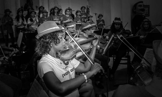 Concurso de fotografía sobre 'La mujer y la música' hasta el 25 de febrero