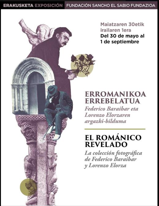 30 de mayo de 2019, inauguración de la exposición de la colección fotográfica de Federico Baraibar y Lorenzo Elorza